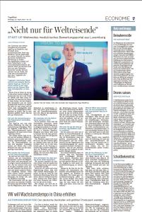 Tageblatt Interview